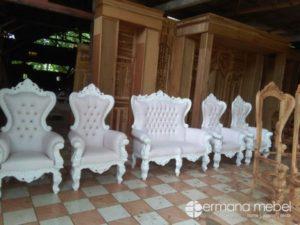 Set Kursi Pengantin
