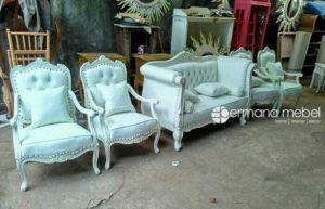 Kursi Set Dekorasi Pernikahan