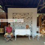 Photobooth Karet Ukir Bunga