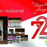 Hari kemerdekaan indonesia permana mebel, permana mebel, mebel dekorasi pelaminan