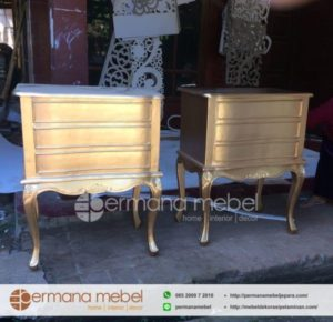 Kotak Ampao Minimalis Gold