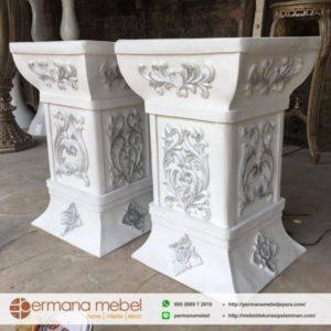 Pedestal Tatakan Vas Pot Bunga