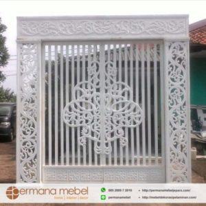 Photobooth Ukir Klasik Karet