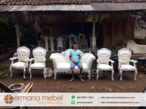 Set Kursi Sofa Pelaminan