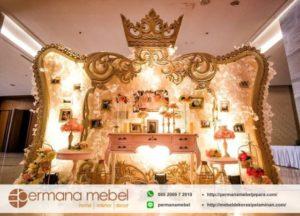Photo Booth Pelaminan Karet Mahkota