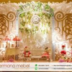 Photo Booth Wedding Karet Ukir Modern