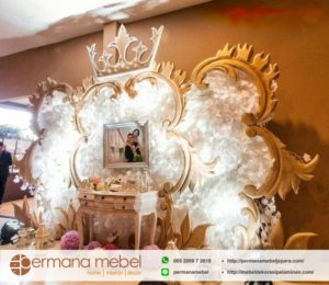 Photo Booth Wedding Karet Modern