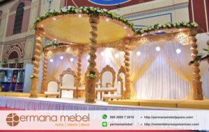 Dekorasi Wedding Internasional Minimalis