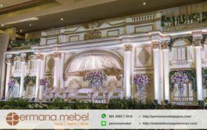 Dekorasi Wedding Karet Gedung Mewah