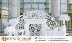 Photo Booth Ukir Modern Mewah