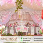 Photo Booth Ukir Karet Pilar Gedung