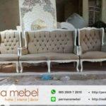Sofa Pelaminan Ukir Terbaru Mewah