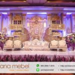 Wedding Decoration Modern Spon Karet