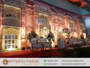 Dekorasi Pernikahan Model Eropa Modern