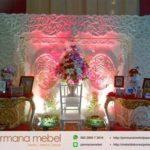 Photo Booth Pelaminan Ukir Karet Spon