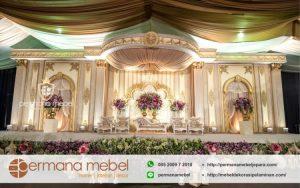 Dekorasi Pernikahan Spon Gedung Mewah
