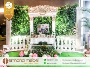Photo Booth Wedding Eropa Modern Karet