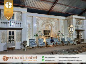 Dekorasi Pernikahan Karet Permana Mebel Terbaru