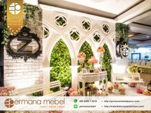 Photo Booth Wedding Pernikahan Minimalis Modern