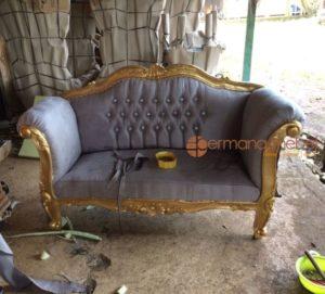 Sofa Pelaminan Minimalis Klasik