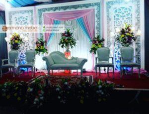 Dekorasi Wedding Karet