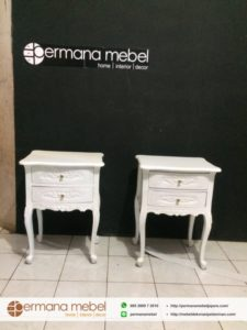 Properti Wedding Nakas Minimalis