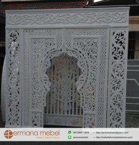 Background Photobooth Ukir Karet