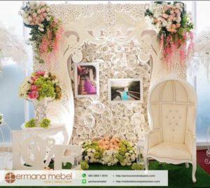 Photo Booth Pelaminan Spon Karet