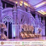 Dekorasi Pelaminan Padang Spon Karet