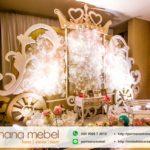 Photo Booth Wedding Karet Ukir Modern