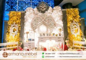 Photo Booth Pelaminan Ukir Spon Terbaru