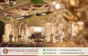 Dekorasi Pernikahan Karet Sumatera Terbaru