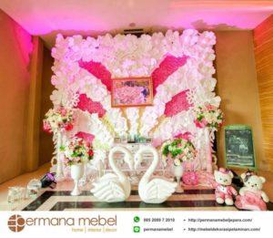 Photo Booth Minimalis Bahan Karet