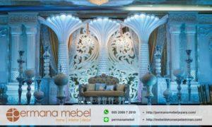 Dekorasi Wedding Karet Internasional Modern