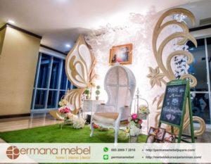 Photo Booth Wedding Ukir Karet Minimalis