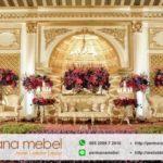 Dekorasi Wedding Bahan Karet Terbaru
