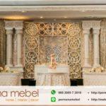 Dekorasi Pernikahan Adat Mewah Terbaru