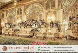 Dekorasi Wedding International Karet Terbaru