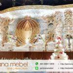 Dekorasi Manten Karet Gedung Terbaru
