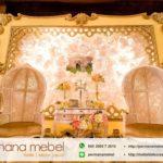 Photo Booth Pelaminan Karet Klasik Ukir