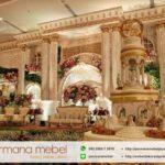 Wedding Decoration Modern Spon Karet