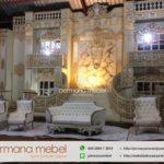 Photo Booth Pernikahan Bahan Spon Karet