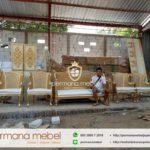 Kursi Pernikahan Set Modern Terbaru