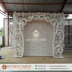 Photo Booth Pernikahan Ukir Karet