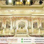Dekorasi Wedding Pelaminan Modern International