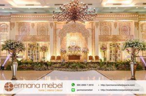 Dekorasi Pernikahan Mewah Modern Karet Terbaru