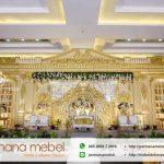 Dekorasi Pelaminan Karet Adat Padang Terbaru