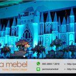 Palace Decoration Wedding Karet Permana Mebel