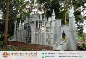 Pelaminan Karet Modern Palace Mewah