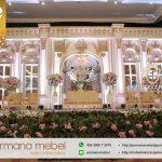 Pelaminan Pernikahan Modern Eropa Karet